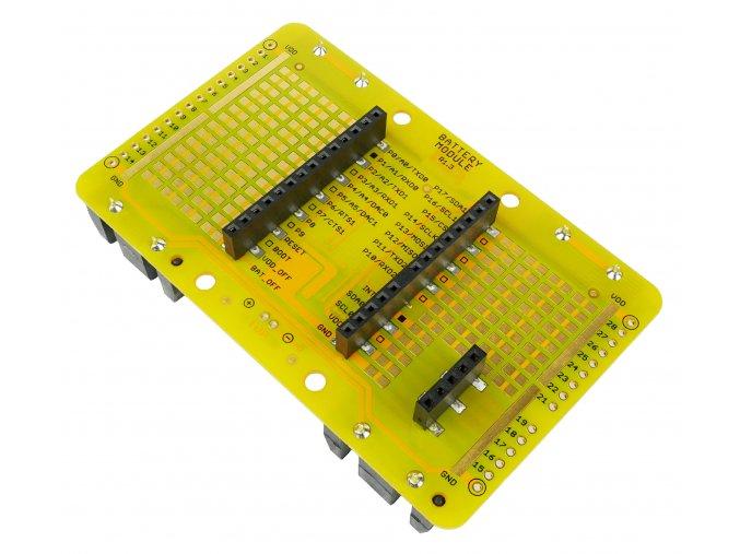 module battery A